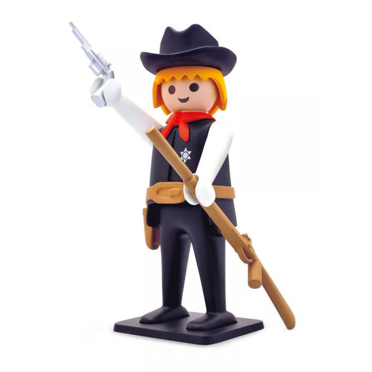 Playmobil Figura Vintage Collection El Sheriff 21 cm