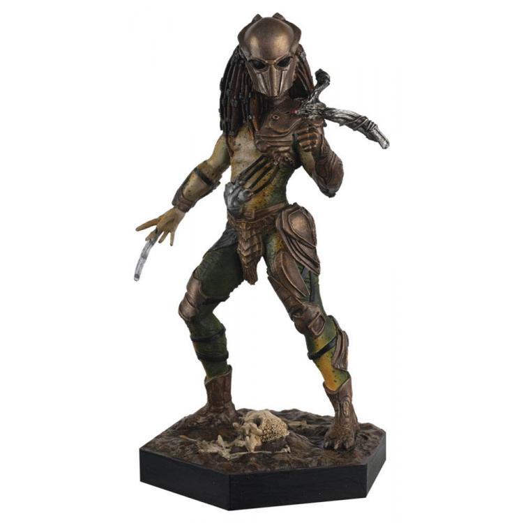 The Alien & Predator Figurine Collection Falconer Predator (Predator) 15 cm