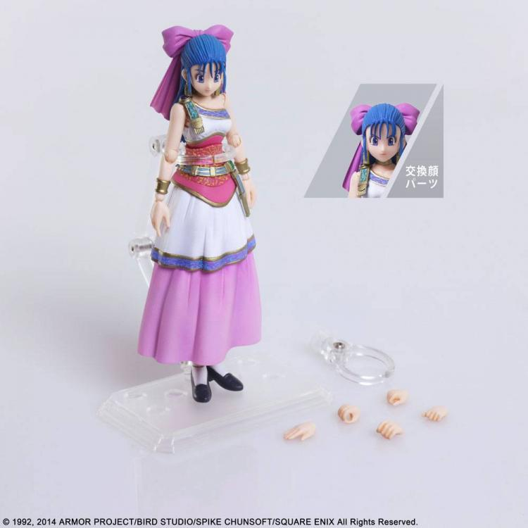 Dragon Quest V The Hand of the Heavenly Bride Bring Arts Action Figure Nera Square Eniix Limited