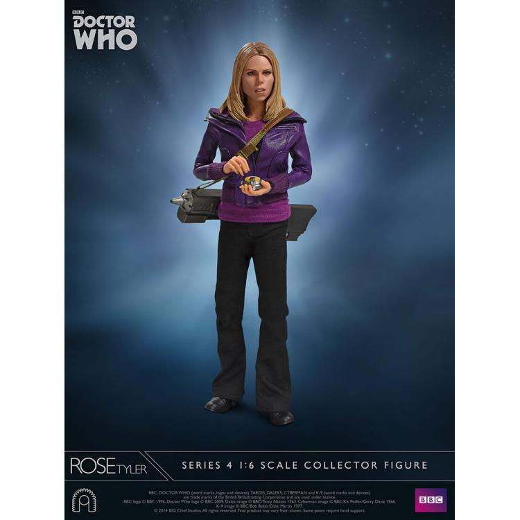 Doctor Who Figura 1/6 Collector Figure Series Rose Tyler Series 4 30 cm