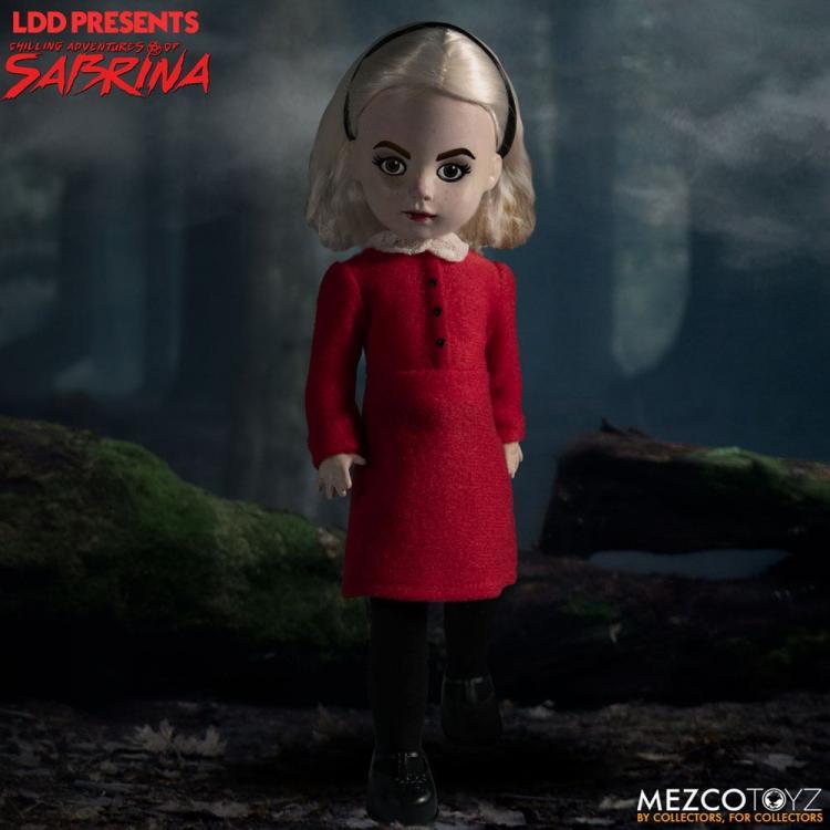 Chilling Adventures of Sabrina Living Dead Dolls Doll Sabrina 25 cm