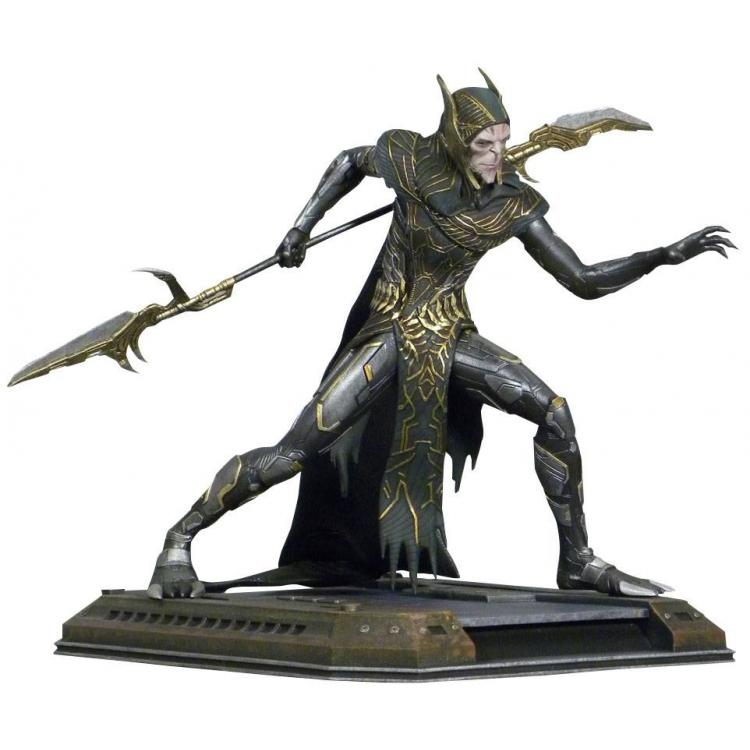 Vengadores Infinity War Marvel Movie Gallery Estatua Corvus Glaive 20 cm