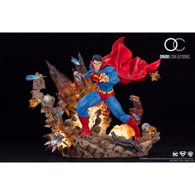 SUPERMAN – FOR TOMORROW ONIRIS CREATIONS