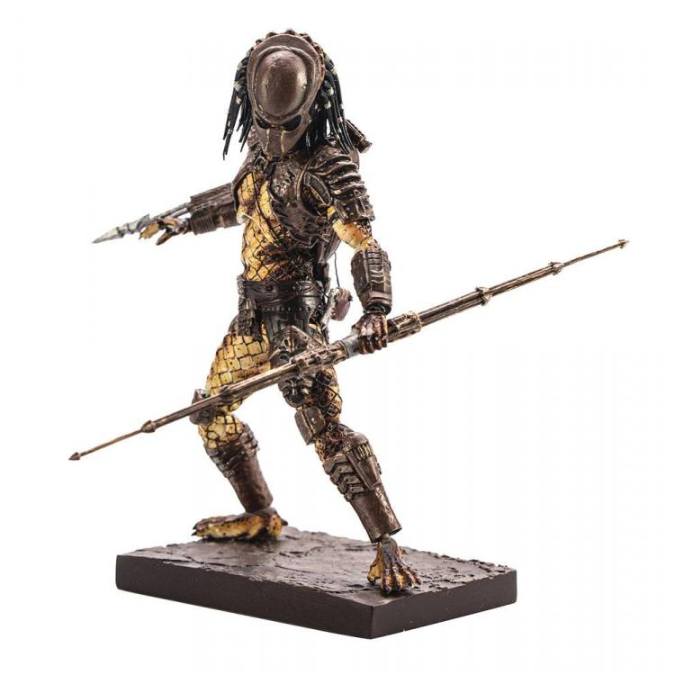 Predator 2 Figura 1/18 City Hunter Previews Exclusive 11 cm
