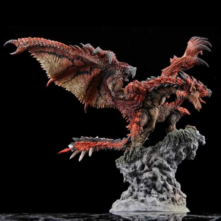 Monster Hunter Estatua PVC CFB Creators Model Rathalos Resell Version 21 cm
