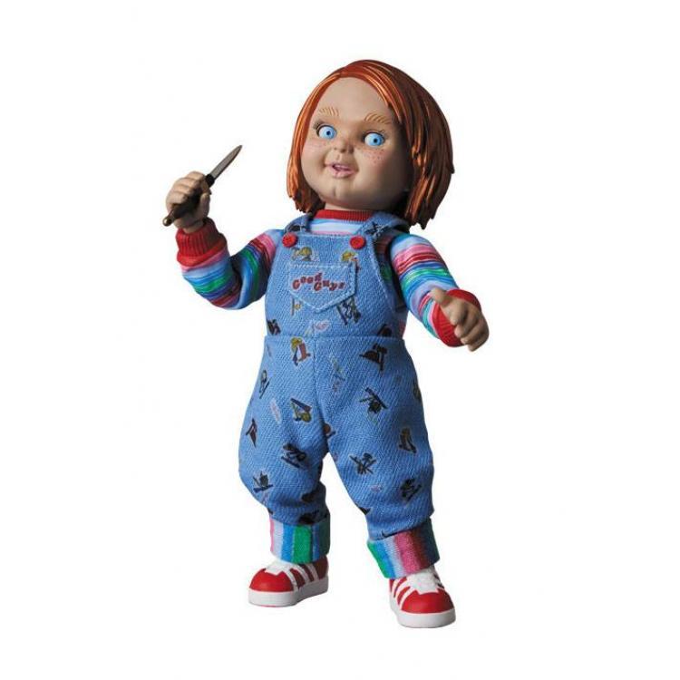 Muñeco diabólico 2 Figura MAF Good Guys Chucky 13 cm