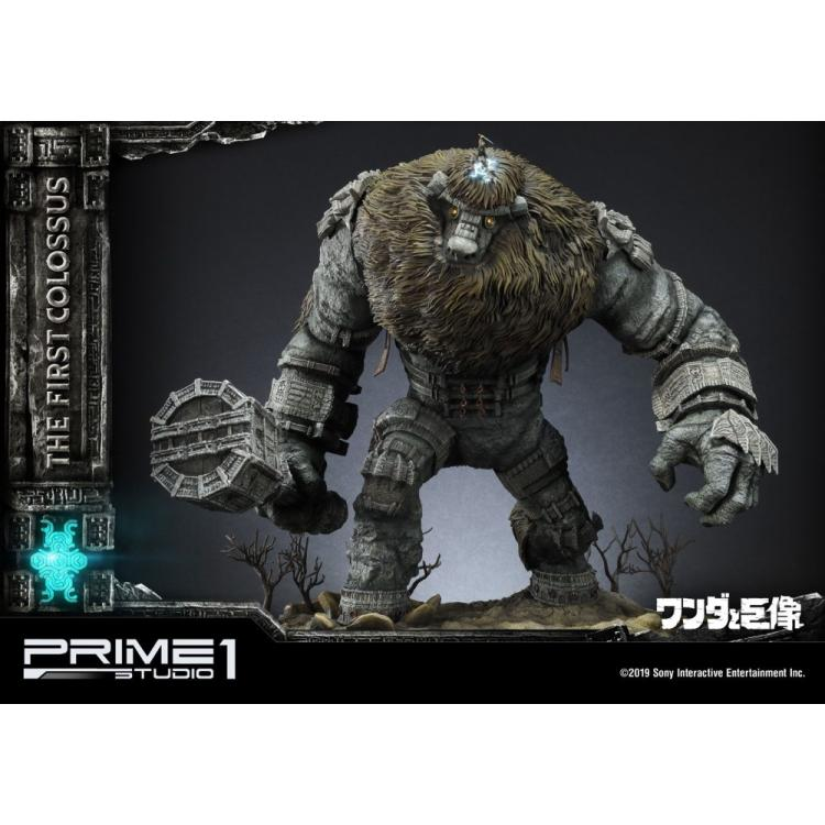 Shadow of the Colossus Statue The First Colossus 47 cm