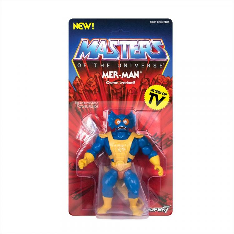 Masters of the Universe Vintage Collection Action Figure Mer-Man 14 cm