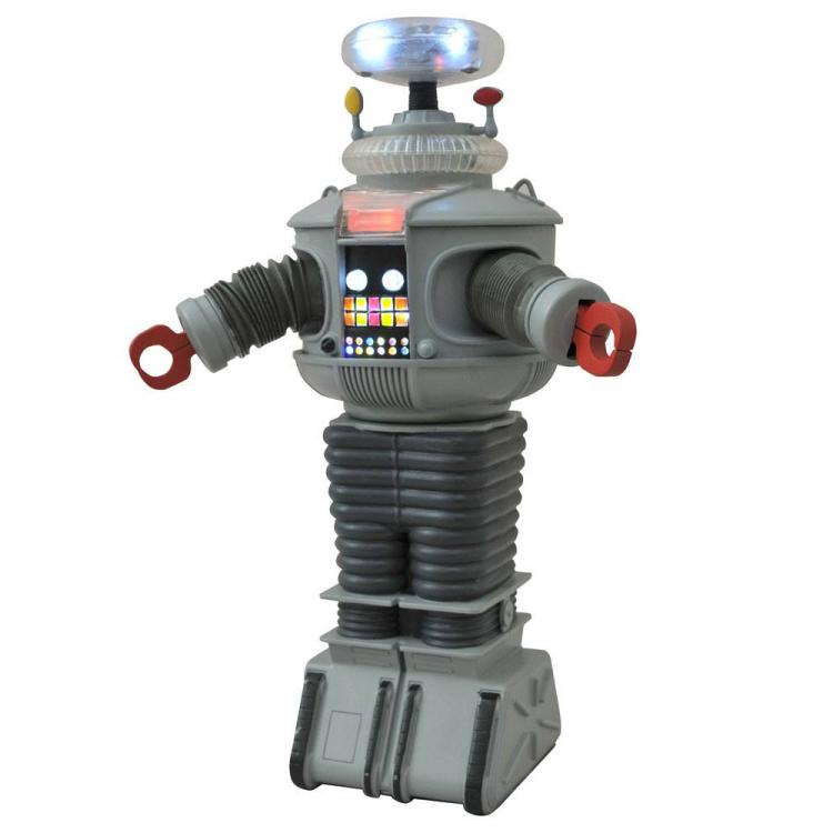 Lost In Space Electronic Robot B9 25 cm