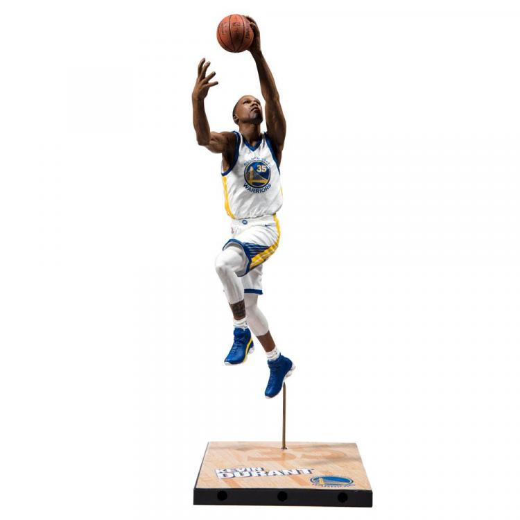 NBA 2K19 Action Figure Series 1 Kevin Durant (Golden State Warriors) 15 cm