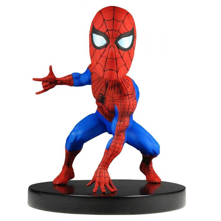 Marvel Classic Cabezón Extreme Head Knocker Spider-Man 13 cm