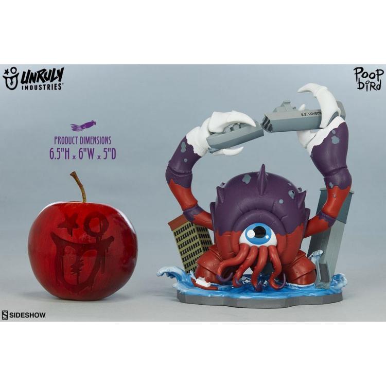 Unruly Kaiju Series Estatua PVC Crabthulu: Terror of the Deep! 17 cm