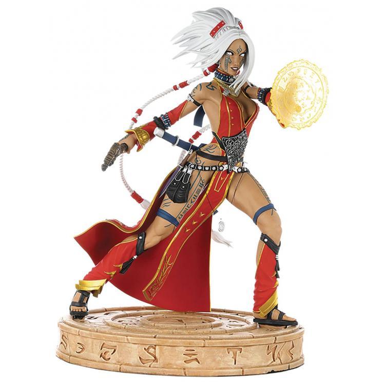 Pathfinder Statue Seoni Spellcasting Diamond Eye Edition 30 cm