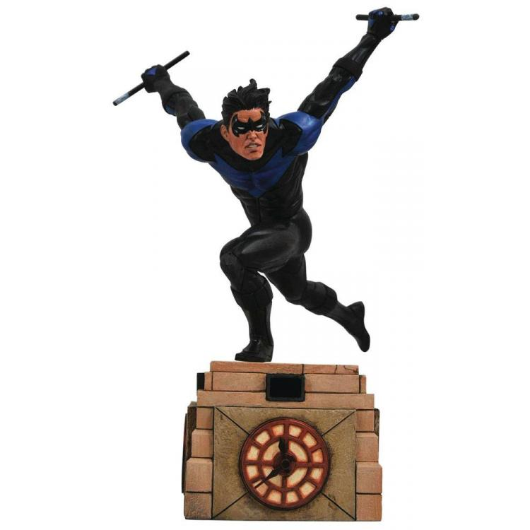 DC Comic Gallery PVC Diorama Nightwing 23 cm