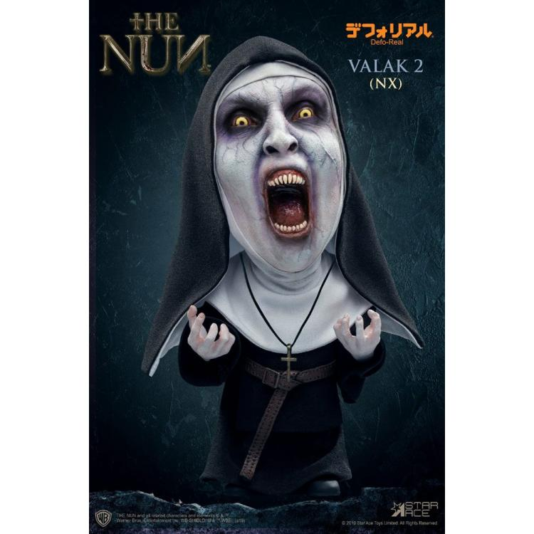 La Monja Figura Defo-Real Series Valak 2 (Open mouth) 15 cm