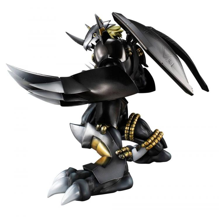Digimon Adventure Serie G.E.M. Estatua PVC Black Wargreymon 25 cm