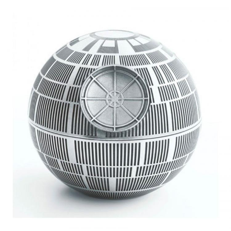 Star Wars Pewter Collectible Trinket Box Death Star 10 cm