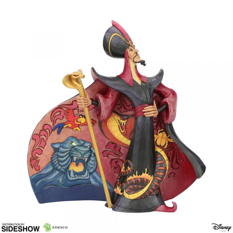Disney Statue Jafar (Aladdin) 23 cm