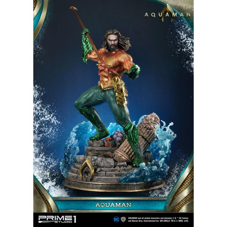 Aquaman Estatua Aquaman 88 cm
