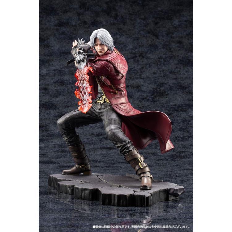 Devil May Cry 5 Estatua PVC ARTFXJ 1/8 Dante 24 cm