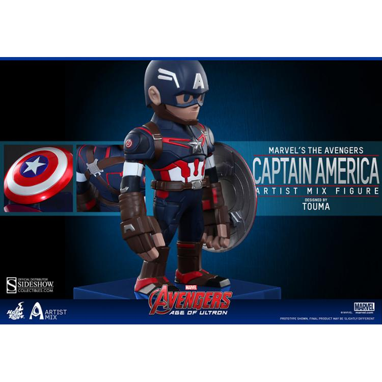 Avengers: Age of Ultron - Series 1 - Captain America - Artist Mix