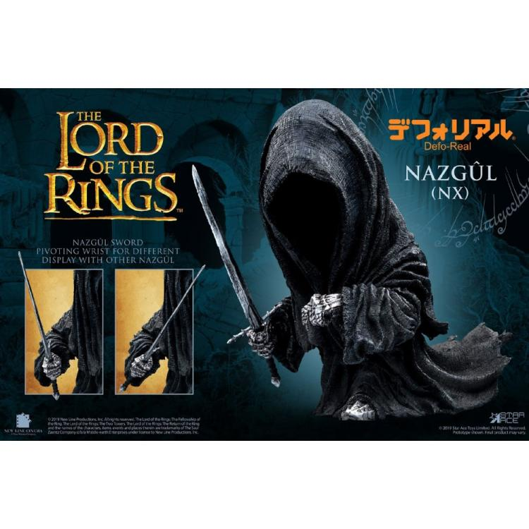 Lord of the Rings Defo-Real Series Soft Vinyl Figure Nazgul 15 cm