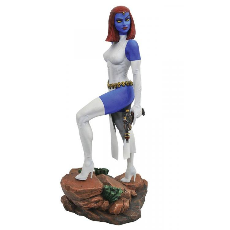 Marvel Comic Premier Collection Estatua Mystique 28 cm x-men