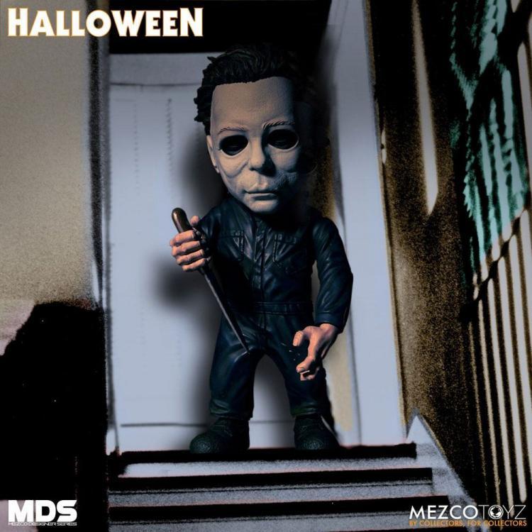 Halloween Figura MDS Series Michael Myers 15 cm