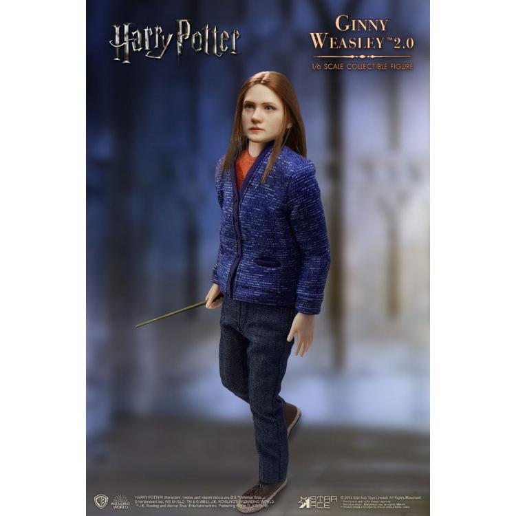 Harry Potter My Favourite Movie Action Figure 1/6 Ginny Casual Wear Limited Edition 26 cm