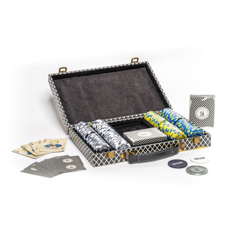 Fallout Poker Set Lucky 38