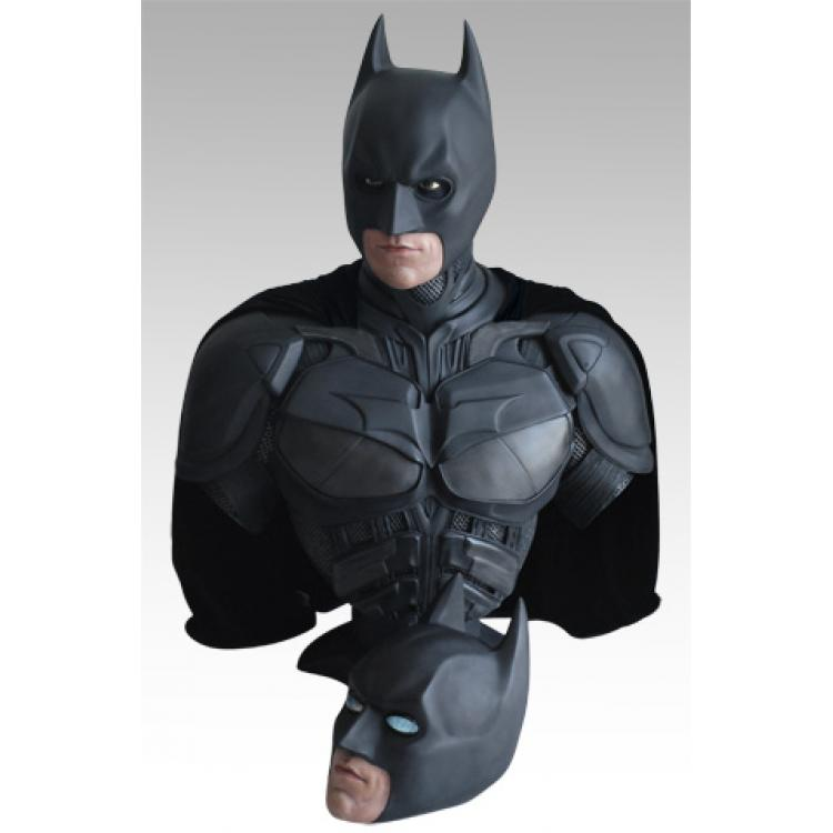 Batman Life Size Bust Exclusive Hollywood Collectibles Group