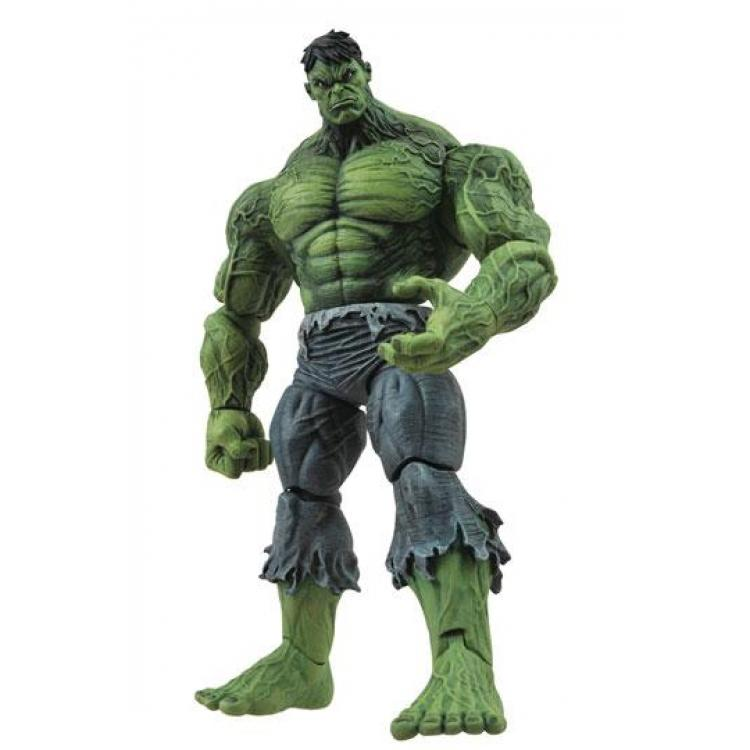 Marvel Select Action Figure Unleashed Hulk 18 cm