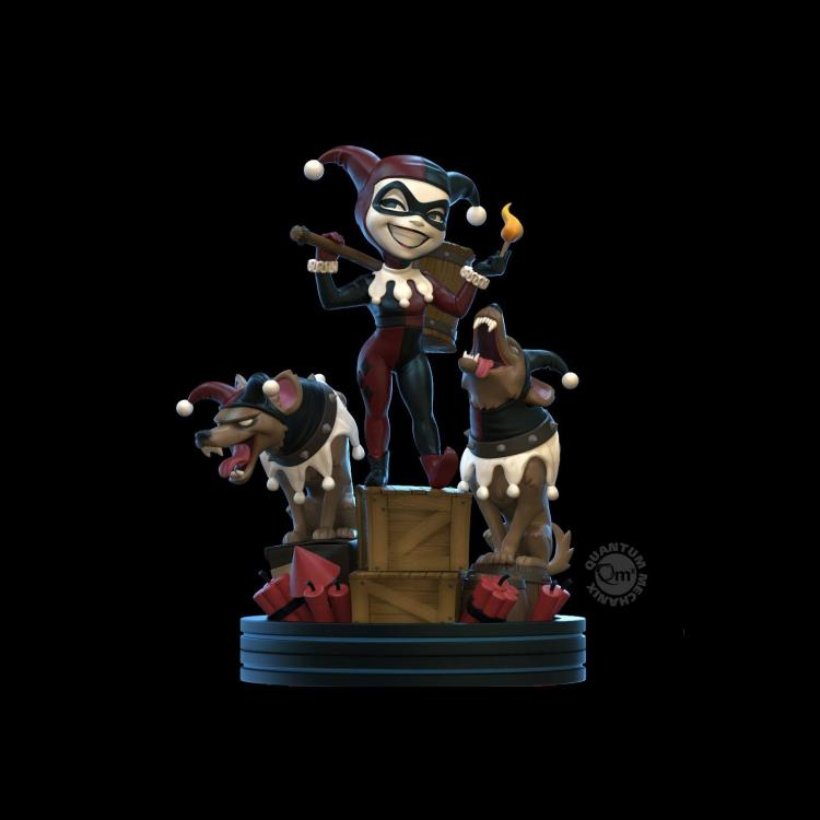 DC Comics Q-Fig Remastered Figure Harley Quinn 13 cm