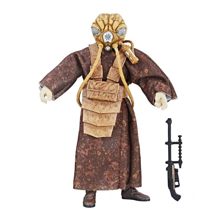 Star Wars Episode V Black Series Figura 2019 Zuckuss Exclusive 15 cm