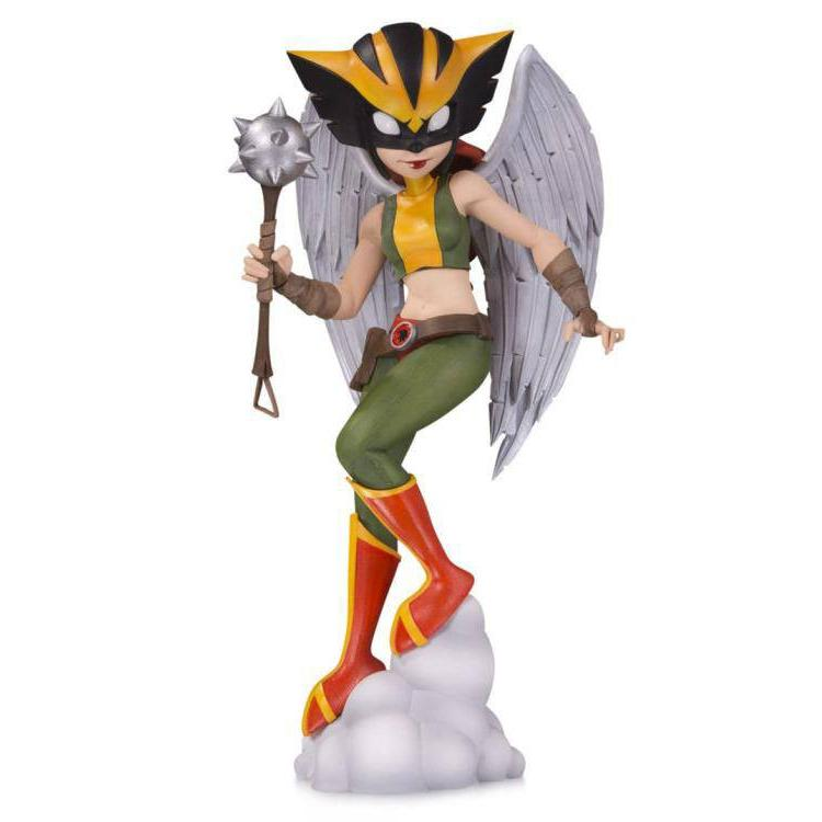DC Artists Alley Figura Hawkgirl by Zullo 18 cm