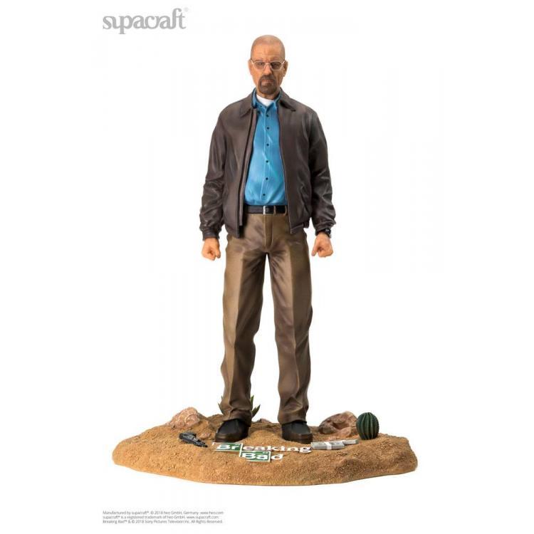 Breaking Bad™ Estatua 1/4 Walter White 47 cm
