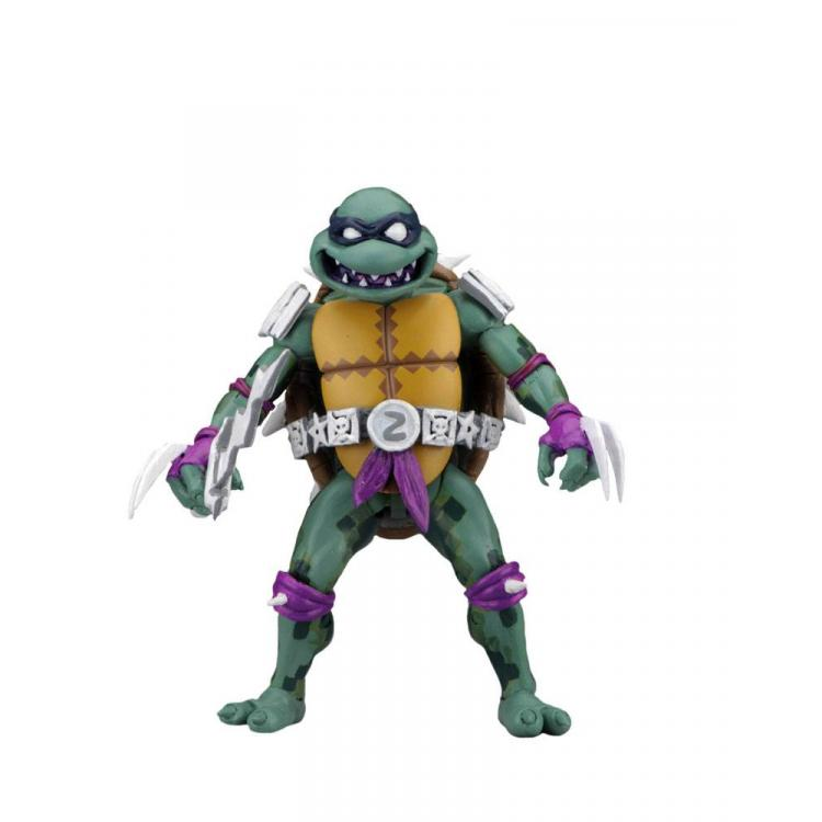 Teenage Mutant Ninja Turtles: Turtles in Time Action Figure Series 1 Slash 18 cm