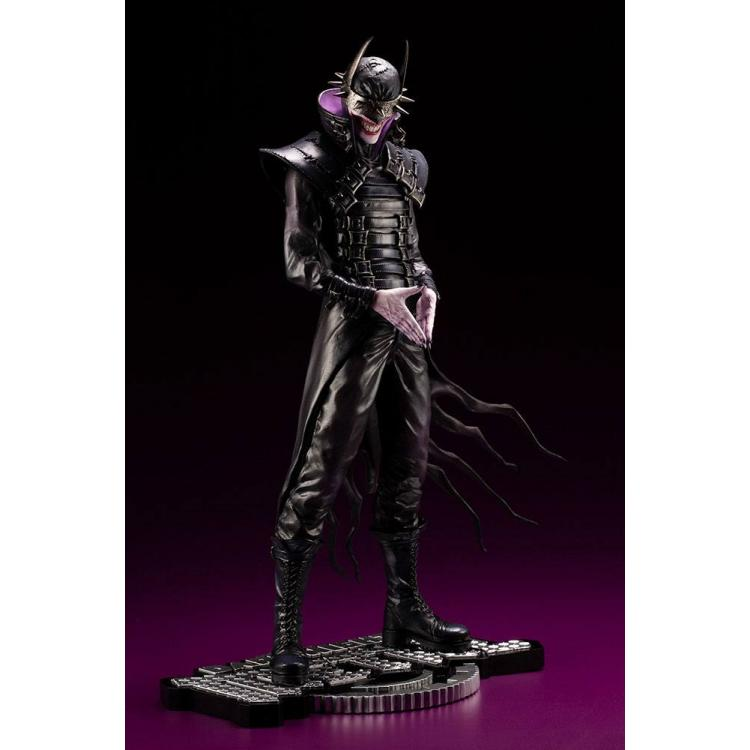DC Comics Estatua ARTFX Elseworld Series 1/6 Batman Who Laughs 33 cm