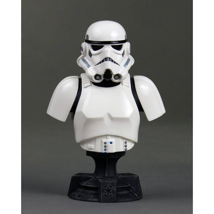 Star Wars Episode VII Busto 1/6 Stormtrooper PGM Exclusive 14 cm