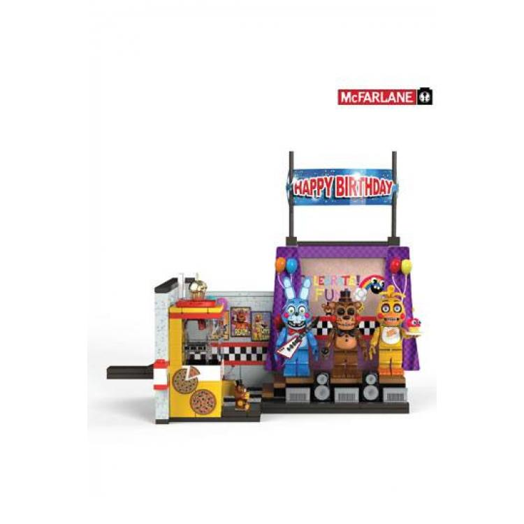 Five Nights at Freddy´s 2 Kit de Construcción Large Wave 5 The Toy Stage