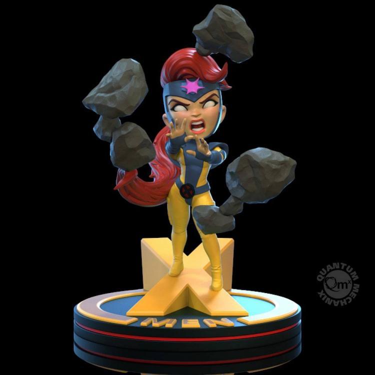 Marvel Q-Fig Diorama Jean Grey (X-Men) 10 cm