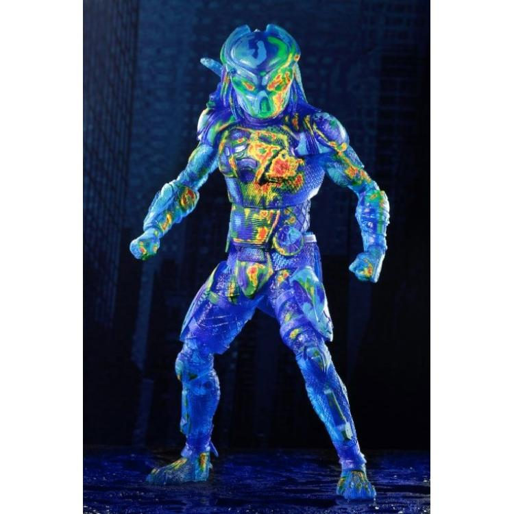 Predator 2018 Figura Thermal Vision Fugitive Predator 20 cm