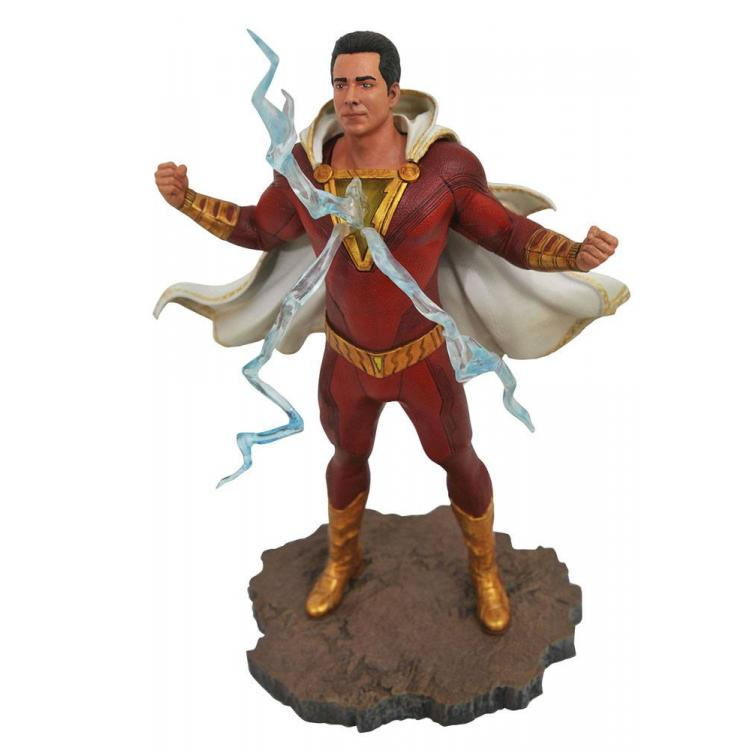 Shazam! DC Movie Gallery Estatua Shazam 23 cm
