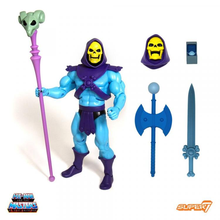 Masters of the Universe Classics Figura Club Grayskull Ultimates Skeletor 18 cm