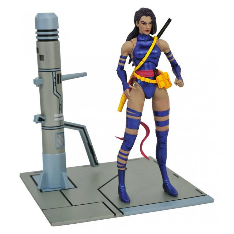 Marvel Select Figura Psylocke 18 cm x-men