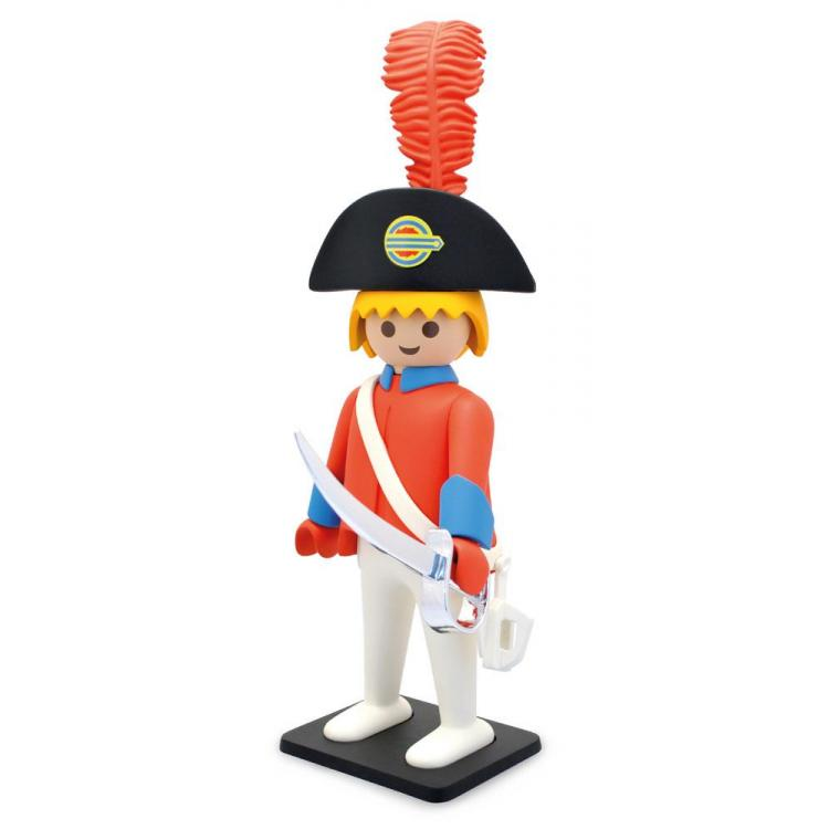 Playmobil Figura Vintage Collection El Oficial de la Guardia 21 cm