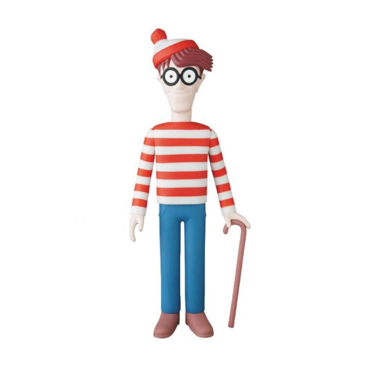 Dónde está Wally? Estatua Soft Vinyl VCD Wally 25 cm