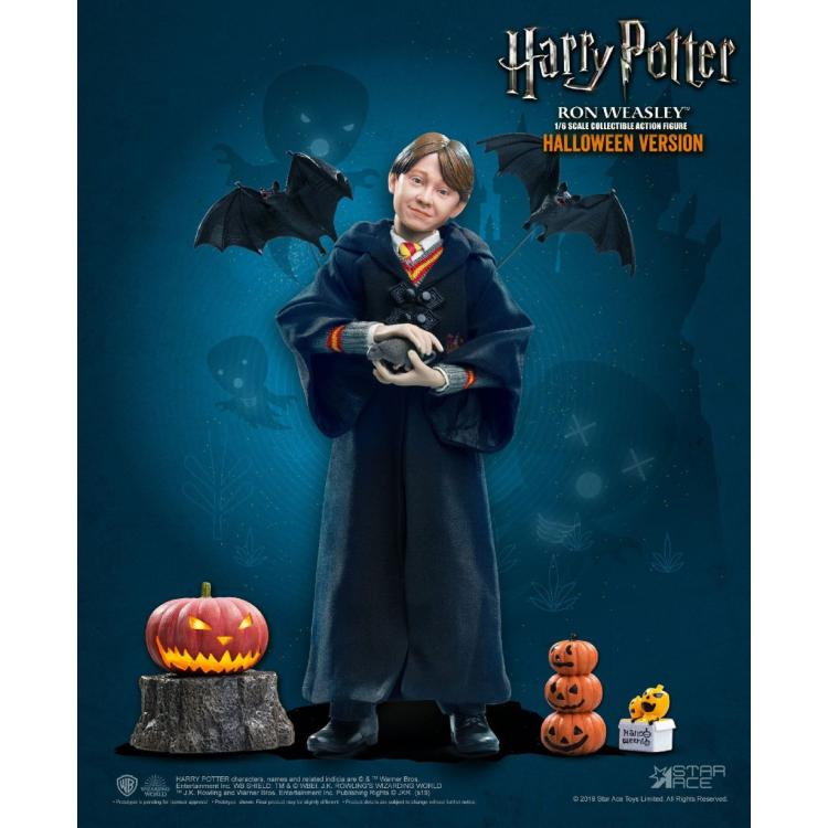 Harry Potter My Favourite Movie Action Figure 1/6 Ron Weasley (Child) Halloween Limited Edition