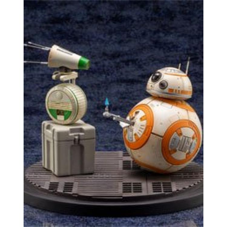 Star Wars Episode IX Pack de 2 Estatuas 1/7 ARTFX+ D-O & BB-8 13 cm
