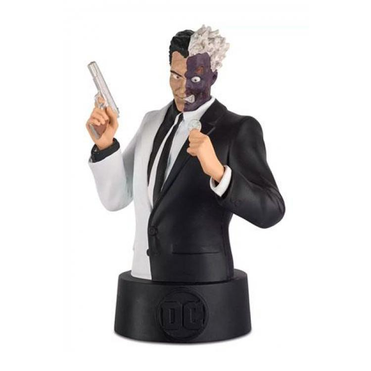 Batman Universe Collector\'s Busts Busto 1/16 #04 Two-Face 13 cm